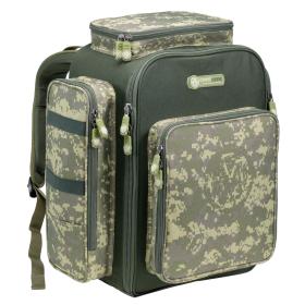 Backpack Camo Code Cube