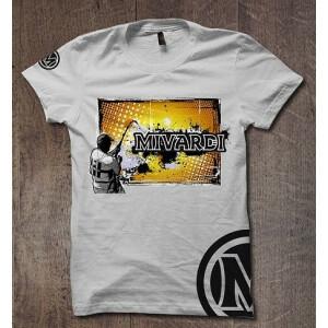 Game Design T-Shirt (grau)