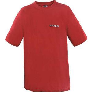 Team Mivardi T-Shirt (rot)