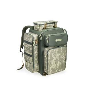 Backpack Camo Code Cube XL