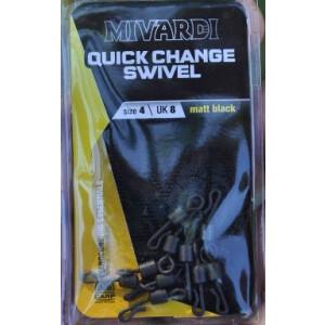 Quick Change Swivel