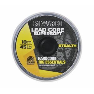 Leadcore Super Soft Stealth 45lb